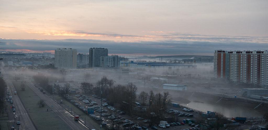 фото: Утро туманное
