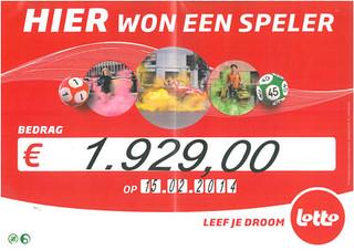 Lotto - €19.292