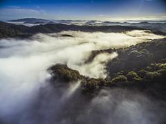 PhoTones Works #7326 (TAKUMA KIMURA) Tags: street blue sea sky mountains nature japan clouds landscape scenery mt       okayama kimura     takuma   phantom3  dji  photones