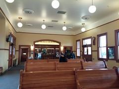 Eugene Amtrak Station (OregonDOT) Tags: bus public station oregon train portland ducks eugene transportation transit albany amtrakcascades cascadespoint oregonpoint