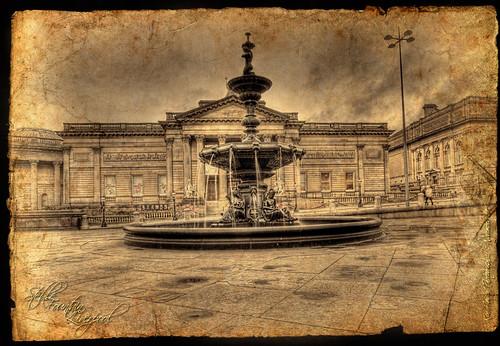 The Steble Fountain, Liverpool