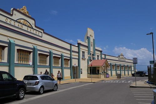 Newcastle City Ocean Baths