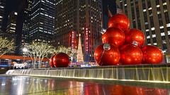 Radio City Music Hall (..Javier Parigini) Tags: usa unitedstates estadosunidos newyork newyorkcity nyc nuevayork xmasspirit xmas navidad espíritunavideño christmas christmasspirit nikon nikkor d800 1424mm f28 flickr javierparigini manhattan