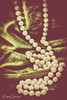 Creative Edit Of A Necklace (Peter Greenway) Tags: creative atmospheric cascading stilllife studio green object necklace moody pearls