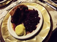 Ente mit Blaukraut (huber.edith) Tags: entenbraten weihnachten wein rotwein blauer zweigelt