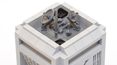 Government Building: Roof (Magnus the Great) Tags: lego micropolis microscale pluppsala swebrick
