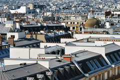 Many Roofs (PHOKUZ.NET) Tags: city cityscape urban architecture roofs paris france europe