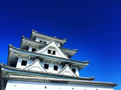 Oldest Wooden Castle in Japan!