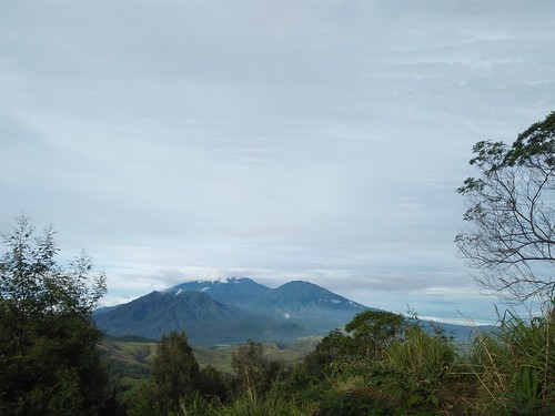 VIEW FROM IJEN