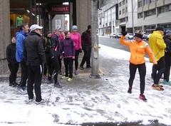 "Running Room (Slater St) January 29, 2017 - P1080236 (ianhun2009) Tags: runningroom ottawaontariocanada winterrunning ""january 29 2017"" ""running room slater street"" ""sunday run club"" ""training run"" ""cold running"""