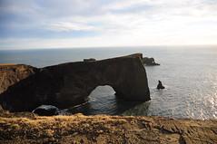 Dyrhólaey Iceland (Bastian S. Photography) Tags: iceland island adventure abenteuer dyrhólaey 2016 nikon d5000 nikkor 1870mm x15 travel