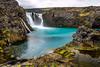 Wasserfall Sigöldufoss (AnBind) Tags: island fotoreise 2016 ereignisse urlaub suðurland is