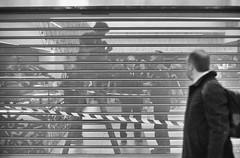 2017♦003 (ruggeroranzani_RR) Tags: analog blackandwhite 35mm film rolleirpx400 rolleisupergrain nikonfm2 nikonnikkor50mm114 manatwork rollingshutter railwaystation venice filmdev filmdev:recipe=11134 film:brand=rollei film:name=rolleirpx400 film:iso=400
