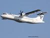 Iran Air. FIRST ATR 72-600 FOR THE COMPANY. (Jacques PANAS) Tags: iran air atr 72600 72212a epita fwwex msn1386