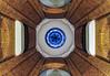 under the bells (Blende1.8) Tags: französischerdom berlin interior indoor architecture architektur glocken bells ziegelstein backstein symmetry symmetrie germany lines geometry geometrie carstenheyer nikon d700 1635mm