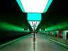 Everything is Green (Fabian F_) Tags: hamburg germany deutschland subway ubahn lights underground green
