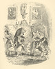 The Old Couple (Rescued by Rover) Tags: phiz illustration sketches boz charles dickens 19 century victorian vintage london characters types child children play