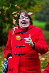 My mum at Westonbirt Arboretum (RobGreenow) Tags: leaves westonbirt parent canon 7d