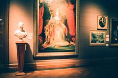 Victoria (oh it's amanda) Tags: ricohff1 london londonengland nationalportraitgallery museum 35mm xpro crossprocessed fujisensia400 expiredfilm expirationdateunknown