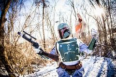 IMG_2039-2 (Johnny Applesauce) Tags: boba fett esb empire strikes back cosplay 501 501st snow costume kit mandalorian