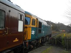 33102 (ee20213) Tags: churnetvalleyrailway 33102 kingsleyandfroghall brblue class33 331 d6513