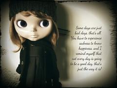 Sadness (TuSabesBlythe) Tags: kozy conrad doll blythe bl takara