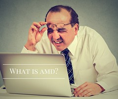 What is Age-Related Macular Degeneration? (wileseyecenter) Tags: wiles eye center