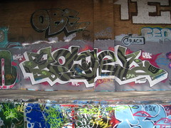 GOTEL (Billy Danze.) Tags: chicago graffiti gotel 2nr kwt nme