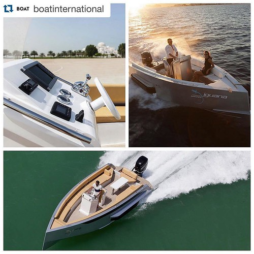 Great design boat!!! #boat #rentaboat  #Repost @boatinternational with @repostapp. ・・・ Luxury-packed Iguana 29 Exclusive amphibious super yacht tender. Link in bio.