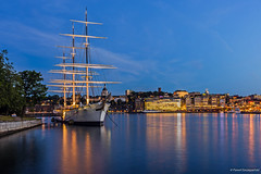 The af Chapman (Paweł Szczepański) Tags: stockholm stockholmslän sweden se af anchor ancient architecture boat capital chapman city cityscape europe famous gamla harbor hawser historical hostel island landmark mast moored night old panorama place port prow rigging sail sailing scandinavia scenery scenic sea ship skeppsholmen stan summer surface tackle tall tourism town transportation travel vessel view water youth beauty beautyofwater platinumpeaceaward greatphotographers sincity sonyflickraward dockbay extraordinarilyimpressive trolled pinnaclephotography daarklands