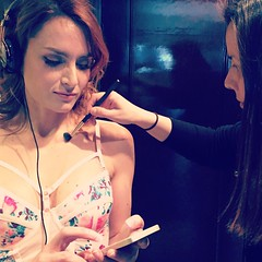 """Backstage Video Begoña Basauri - Maquillaje & Pelo • <a style=""""font-size:0.8em;"""" href=""""http://www.flickr.com/photos/76807403@N08/20962602273/"""" target=""""_blank"""">View on Flickr</a>"""