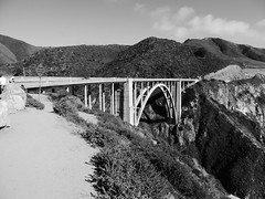 Bixby Creek Bridge (duncan) Tags: california bridge bigsur bixbybridge pacificcoasthighway bixbycreek bixbycreekbridge
