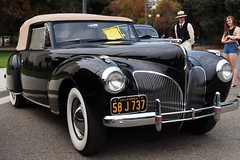 1941 Lincoln Continental Cabriolet '58 J 737' 1 (Jack Snell - Thanks for over 26 Million Views) Tags: park ca old wallpaper history classic wall vintage paper jack j san antique jose continental historic kelley lincoln oldtimer autos veteran 1941 737 cabriolet 58 snell 2015 jacksnell707