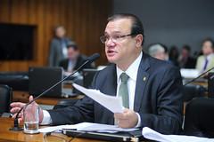 CI - Comissão de Serviços de Infraestrutura (Senado Federal) Tags: brasília brasil df bra ci anatel sabatina senadorwellingtonfagundesprmt otavioluizrodriguesjunior