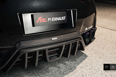 Nissan R35 GTR X Fi Exhaust (Fi Exhaust) Tags: nissan wheels exhaust pur intelligent gtr frequency gozilla r35 fiexhaust
