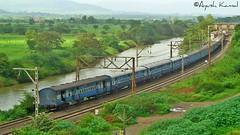Karjat - Pune Passenger (AyushKamal2014) Tags: kamshet karjatpunepassenger
