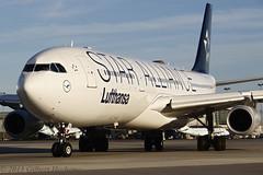 D-AIFA Star Alliance (Lufthansa) Airbus A340-313 (Gilbert Hechema) Tags: star airbus lufthansa alliance yul a340313
