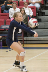 DAVE1683 (David J. Thomas) Tags: sports athletics women volleyball arkansas scots batesville lyoncollege philandersmithcollege