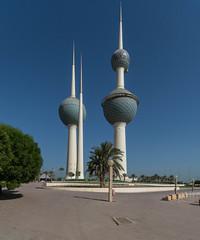 Kuwait Towers (nazarleskiw) Tags: architecture modern towers kuwait malene bjrn