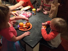 """Paul and Inde Create Pumpkin Oranges • <a style=""""font-size:0.8em;"""" href=""""http://www.flickr.com/photos/109120354@N07/22596132724/"""" target=""""_blank"""">View on Flickr</a>"""