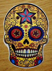 Museum Adventures (Diz 2014) Tags: museum dayofthedead oxford pitt diz pittriversmuseum pittriversmuseumoxford mikepeckett dayofthedeadeventpittriversmuseumoxford