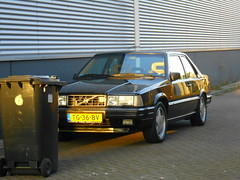 1988 Volvo 780 (Dirk A.) Tags: onk tg36bv