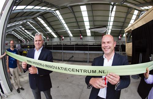 Opening Visserij-innovatiecentrum Zuidwest Nederland