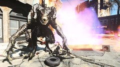 Fallout4 - You missed ... (tend2it) Tags: game monster pc screenshot 4 nuclear xbox rpg weapon future concord claws apocalyptic fallout injector postprocessing ps4 deathclaw reshade fallout4 screenarchery