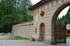 Tismana Monastery (Martinian Dobre) Tags: romania monasteries christianity church faith orthodox tismana europe brancusi art sculpture tgjiu greekorthodox