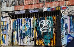 Street Art (Ellsasha) Tags: usa streetart art colors painting texas houston lowincome artofimages