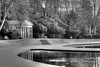 Temple of Piety, Studley Royal Water Garden (robin denton) Tags: fountainsabbey studleyroyal nationaltrust northyorkshire yorkshire waterscape landscape gardens building monochrome blackwhite blackandwhite bw