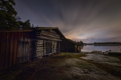 Shacks (Jyrki Salmi) Tags: jyrki salmi nikon d600 nikkor 1635mm pyhtää finland outdoor shack