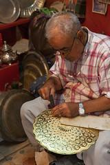 Metalplate Galvanizing (Zlatko Unger) Tags: fez fes morocco fès medina tour el bali feselbali metalplate galvanizing
