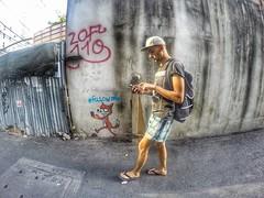 Addiction (Alexandr Tikki) Tags: bangkok thailand asia trip world art street provoking amazing fun funny moment me travel leveltravel gopro wow smart smartphones smile fox